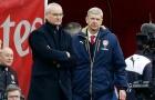 Ranieri bị sa thải, cộng đồng mạng càng nể Wenger