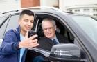Chùm ảnh: Ranieri đầy rạng rỡ trước giờ tạm biệt Leicester