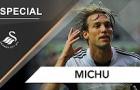 Michu, sát thủ từng 'làm loạn' NHA trong mùa giải 2012/13