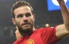 Lộ lí do Juan Mata không đến London cùng Man United