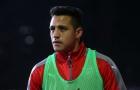 Alexis Sanchez hé lộ điểm đến bất ngờ với các đồng đội