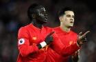 Pha lập công của Sadio Mane vào lưới Arsenal