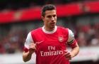 Mùa giải cuối cùng của Robin van Persie tại Arsenal