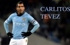 Tất cả bàn thắng của Carlos Tevez tại Man City