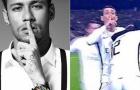 Neymar troll Di Maria không thương tiếc trên MXH