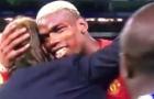 CĐV phẫn nộ vì Pogba thân mật với Conte sau trận thua