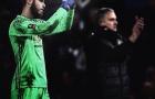 David de Gea chói sáng trong trận đấu vs Chelsea