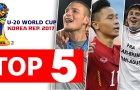 Top 5 điều thú vị về U20 thế giới 2017