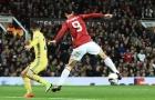 Pha kiến tạo đẳng cấp của Zlatan Ibrahimovic cho Juan Mata