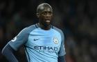 Toure: 'Man City ước được như M.U, Barca'