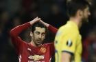Đấu Boro, Mourinho thực hiện đến 7 sự thay đổi