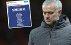 Fan Man Utd lo lắng khi Mourinho không cho Mkhitaryan thi đấu