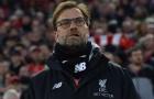 Klopp hào hứng kể cho Conte nghe tình hình ở Liverpool