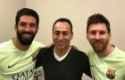 Messi 'tút' lại nhan sắc đón chuỗi tourmalet