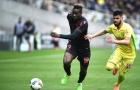 Vòng 30 Ligue 1: Balotelli im tiếng, Nice tự bắn vào chân trong cuộc đua vô địch
