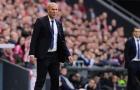 Zidane: Ronaldo bị thay ra là chuyện thường