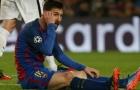 Nghi án Messi 'xóa thẻ' trước El Clásico
