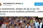 Espanyol 'cay cú' vì La Liga ca ngợi Messi