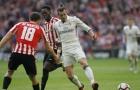 Góc chiến thuật: Đẩy Bale lùi sâu có thể cứu Zidane