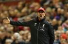 Klopp thất vọng: 'Liverpool chơi ép sân Man City'