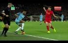 Pha đảo bóng cực đỉnh của Raheem Sterling vs Liverpool