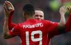 Rashford tiết lộ cuộc nói chuyện đặc biệt của Wayne Rooney