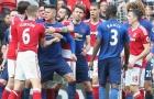 Sự thật vụ cầu thủ M.U và Middlesbrough choảng nhau