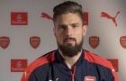 CĐV Arsenal qua đời mà chưa kịp nhìn Giroud