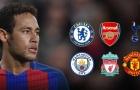 Neymar phù hợp với ông lớn nào của giải Ngoại hạng?