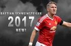 Những khoảnh khắc tuyệt vời của Schweinsteiger tại Man Utd