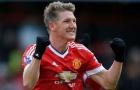 Những năm tháng của Bastian Schweinsteiger ở Man Utd