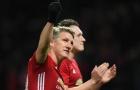 Schweinsteiger gửi tâm thư nhói lòng chia tay Man Utd