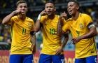 Khi tam tấu Neymar - Coutinho - Gabriel Jesus sát cánh cùng nhau
