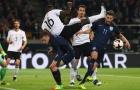 Adam Lallana thể hiện ra sao trước tuyển Đức?