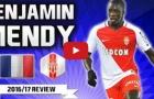 Lí do Man United và Man City tranh mua Benjamin Mendy