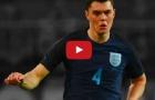Màn ra mắt tuyển Anh của Michael Keane vs Đức