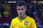 Màn trình diễn của Philippe Coutinho trước Uruguay
