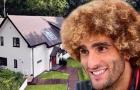 Yêu tóc như… Marouane Fellaini