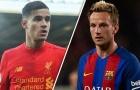 Barcelona sẵn sàng gán thêm Rakitic để đổi lấy Coutinho