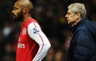 Henry lên tiếng về khả năng thay thế HLV Wenger