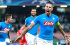 Marek Hamsik chơi tuyệt hay trong màu áo Napoli