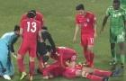 Chấn thương kinh hoàng của sao trẻ Hàn Quốc
