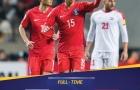 Hàn Quốc vs Syria (Vòng loại World Cup 2018 châu Á - Bảng A)