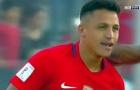 Bàn thắng tuyệt đẹp của Sanchez (vs Venezuela)