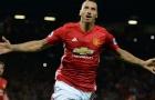 Ibrahimovic xác nhận muốn ở lại Man Utd