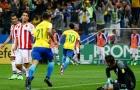 Neymar thăng hoa, Brazil thắng trận thứ 8 liên tiếp