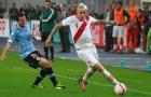 Peru 2-1 Uruguay (Vòng loại World Cup 2018 khu vực Nam Mỹ)