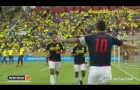 Rodriguez và Cuadrado tỏa sáng giúp Colombia hạ gục Ecuador