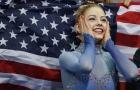 VĐV trượt băng Gracie Gold khoe vẻ cuốn hút lạ kì