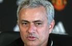 HLV Mourinho báo tin vui chuyển nhượng cho NHM Quỷ đỏ